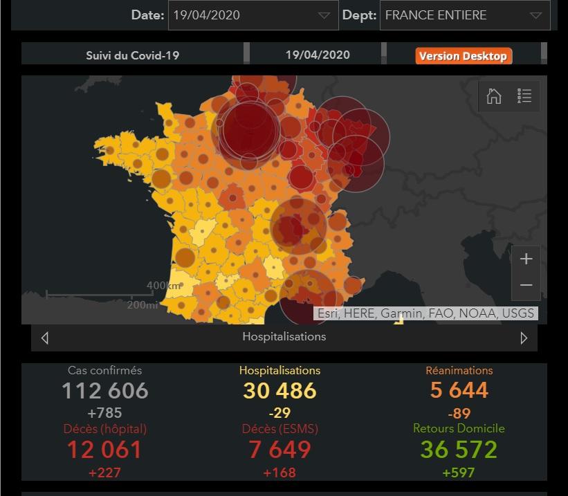 Coronavirus les chiffres en direct. Apports : actualités du coronavirus en France, covid-19 ; Les Ehpad; Covid-19 reconnu comme maladie professionnelle ; numéro détresse psychologique ; numéro d'urgence ; RDV santé en ligne ; Sophrologie Coaching